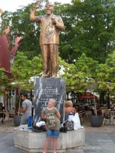 In Willemstad