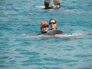 Joah aan het cruisen met Nubia