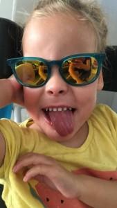 Tess zonnebril