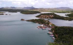 fotostop 3: het 'mooiste uitzichtspunt' van Curacao